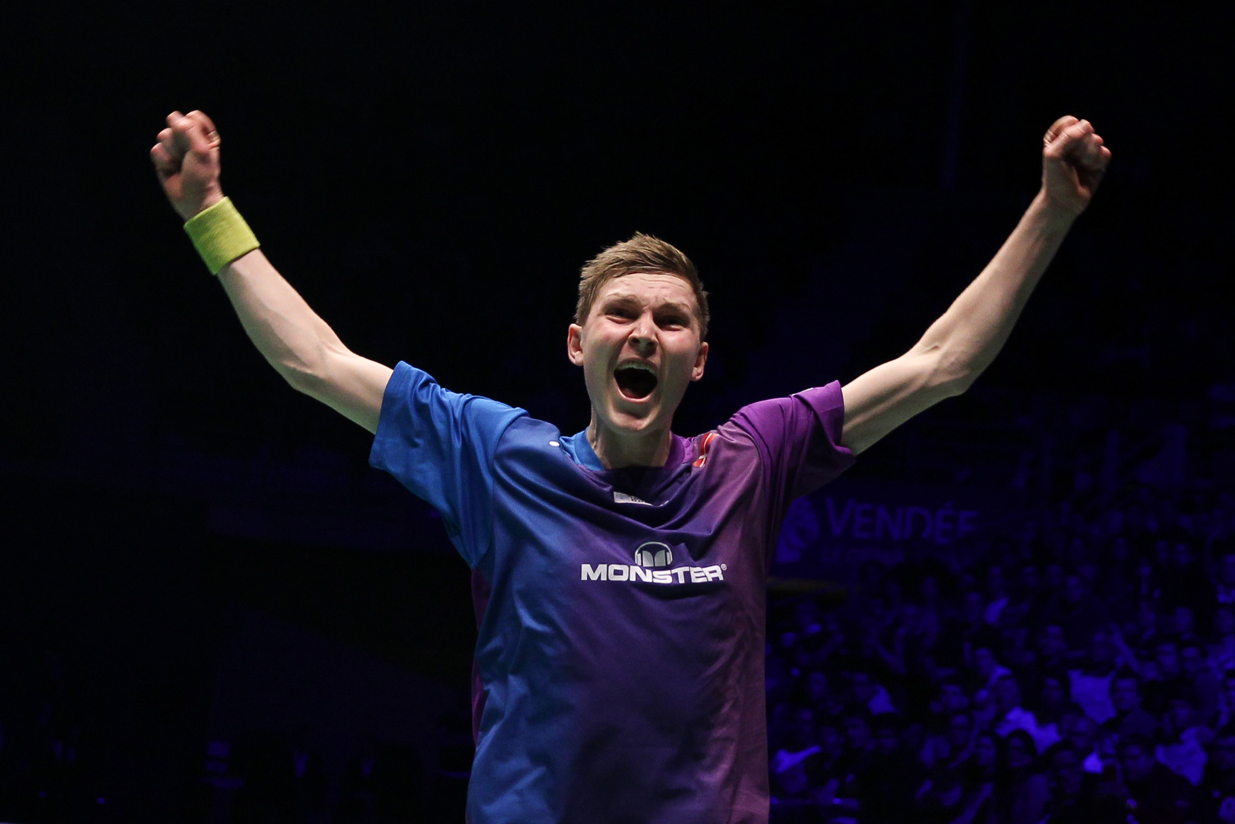 Axelsen s Euro delight and it s Mum s the word for Marin