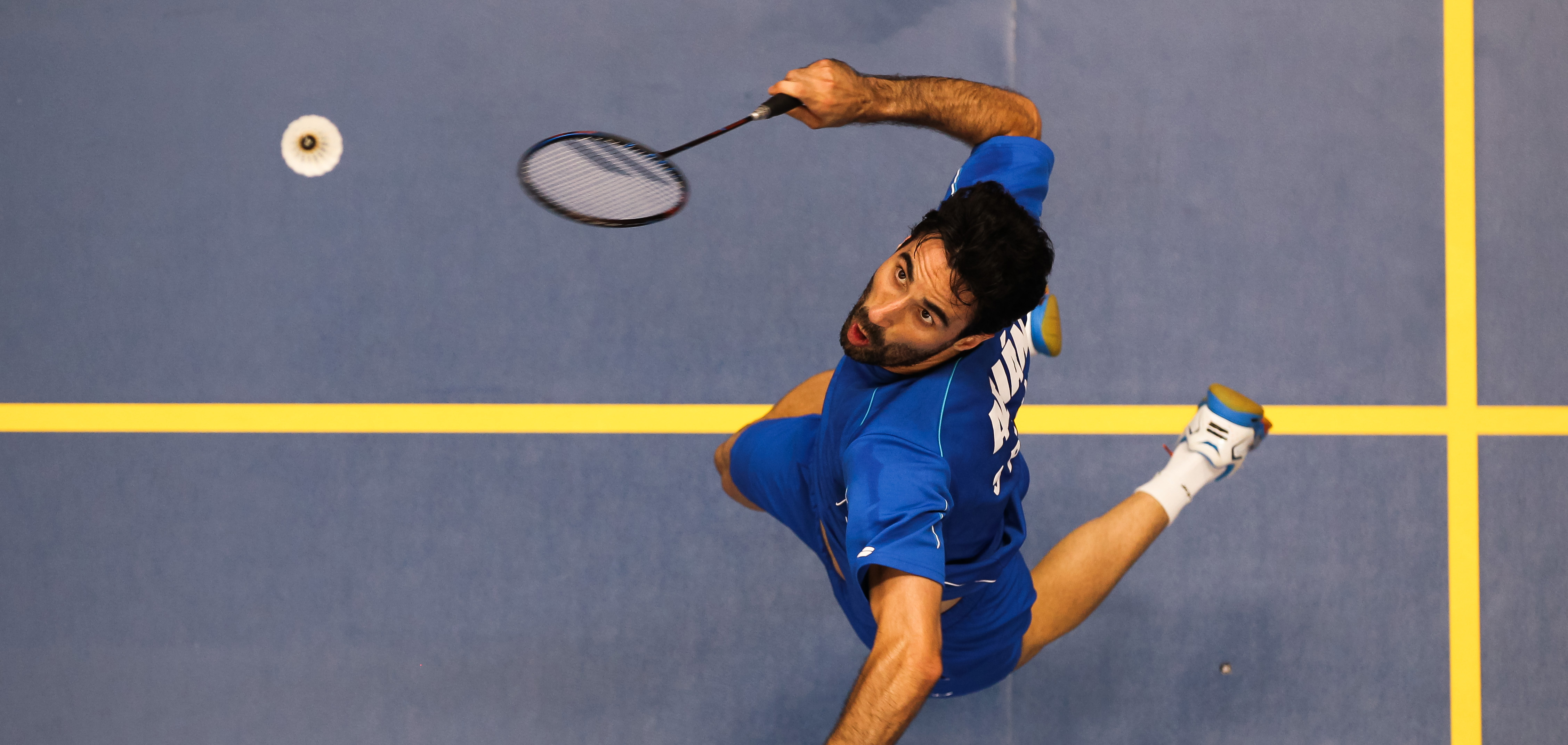 Hat Trick of Welsh titles for Pablo Abian