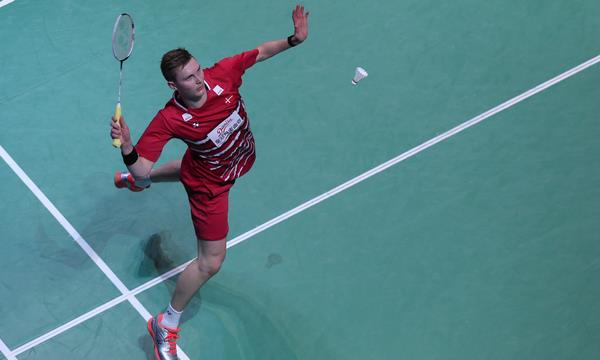 Draw sets the stage for explosive quarters Badminton Europe