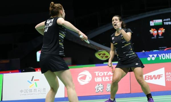 fa4607f5f4 England has won the all European tie against Denmark today, 3-2 at the BWF  TOTAL Sudirman Cup in Nan.