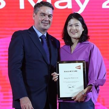 84f1a31e66b3 Hall of Fame  Honour for Bang Soo Hyun